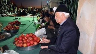 Yarsani pomegranate
