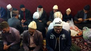 Yarsani Jam ceremony in Iran